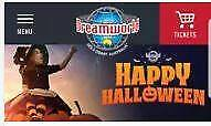 Urgent Wanted - Dreamworld Halloween Ticket for 1 child 12th Oct