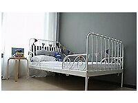 Ikea Minnen Extendable Toddler Bed