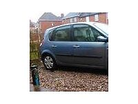 Renault Scenic 1.9dci Oasis, lots of extras, 11 mths MOT FSH