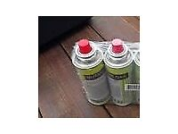 Gas Cylinders For Camping Stove