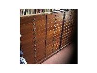 CD Storage Drawers