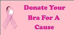Donate Your Bra For a Cause