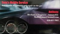 Mechanic On Wheels 416-837-7057