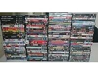 OVER 200 BOXED DVDS HORROR DRAMA BOX SETS CHILDRENS DOCUMENTARY AND MORE CAR BOOT RESALE LOT