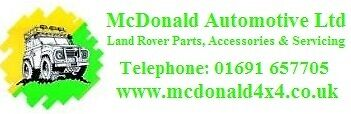 McDonald Automotive
