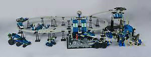 LEGO Monorail Transport Base