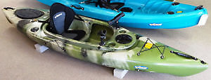 Winner Strider Sit-in Fishing Kayak w/paddle