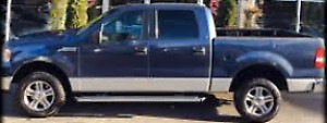 SNOWPLOW + VERY LOW KM, 1 OWNER 2005 Ford F150 SuperCrew XLT 4x4