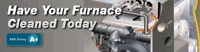 Quality Furnace Cleaning (Winter Promotion) $99