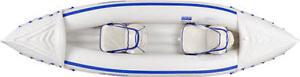 Kayak gonflable 1 ou 2 places Sea Eagle 370