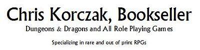 Chris Korczak Bookseller
