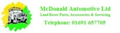 McDonald Automotive