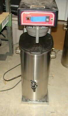 Bunn Commercial Brewer Maker System With 5 Gallon Dispenser