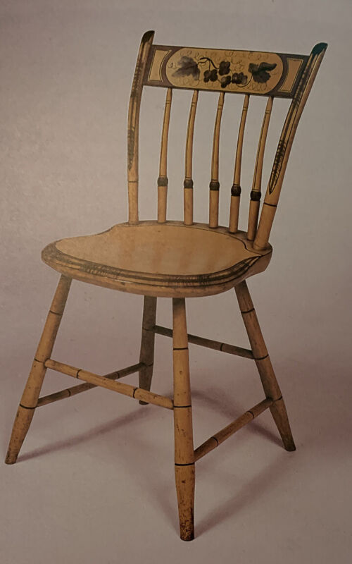 Plain and Fancy New England Painted Furniture: Heritage Plantation Sandwich, MA