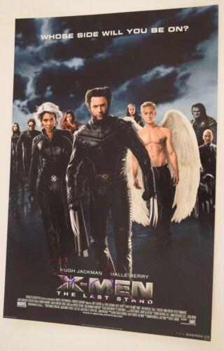 Famke Janssen Signed Autographed 12x18 Photo Poster X-MEN THE LAST STAND COA VD