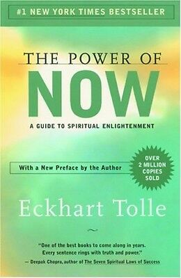 The Power of Now: A Guide to Spiritual Enlightenment by Eckhart Tolle, Paperback on Rummage