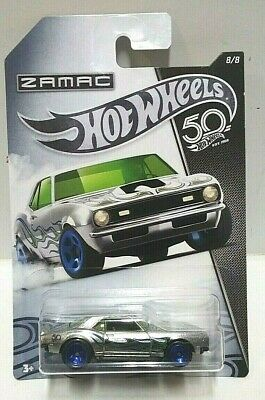 2018 Hot Wheels Zamac '68 COPO Camaro