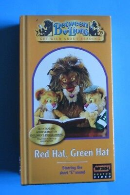 BETWEEN THE LIONS~VHS ~