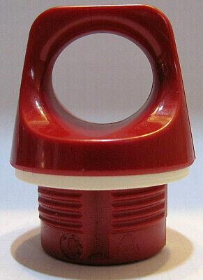 SIGG  - Verschluss-Trink-Flasche-Deckel-Ersatzteil in Rot (red)  ()