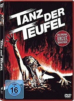 Tanz der Teufel DVD - Remastered Version - Teil 1 - Uncut - NEU OVP