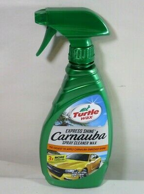 Turtle Wax Express Shine Carnauba Spray Wax, 16 oz. T136R   3X More Carnauba