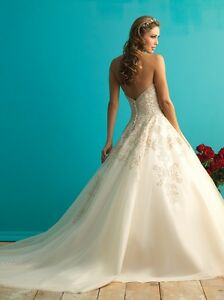 Wedding Dress Allure Bridal 9270 Size 10 East Maitland Maitland Area Preview