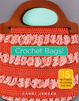 Crochet Bags   15 Hip Projects For Carrying Your Stuff   New   Free Shipping