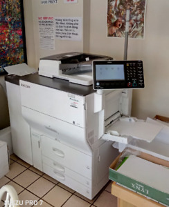 Ricoh Pro C5100s Printer Lease Takeover/ Sublease + Fiery