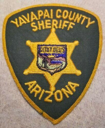 AZ Yavapai County Arizona Sheriff Patch