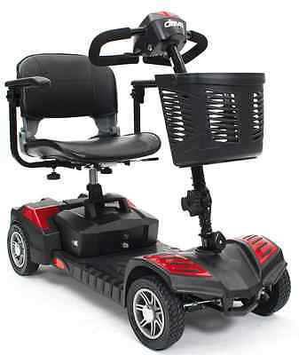 Drive Scout Transportable Lightweight Mobility Scooter
