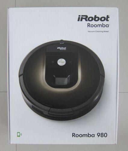iRobot Roomba 980 Robot Vacuum Gray R980020