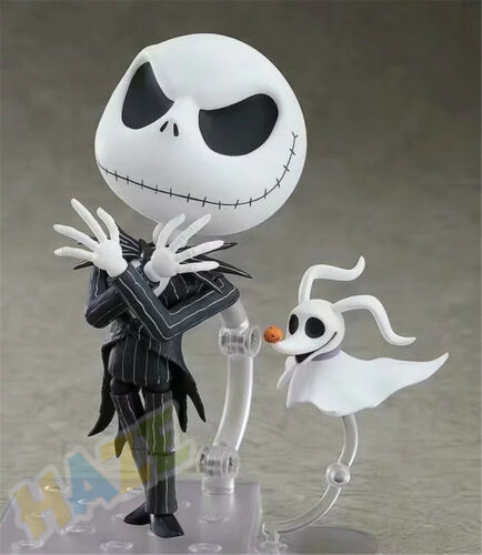 The Nightmare Before Christmas Jack Nendoroid Q Ver Figure Toy with Box