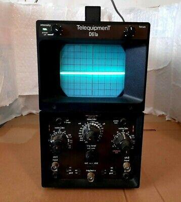Telequipment D61a Oscilloscope