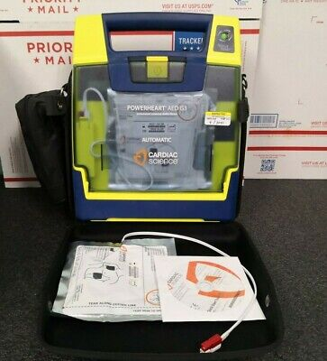 Cardiac Science Powerheart G3 Aed With Pads Ready Kit Dr8