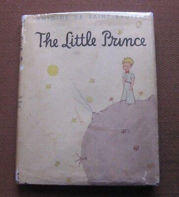 THE LITTLE PRINCE Antoine de Saint-Exupery -1st/early printing Reynal HCDJ 1943