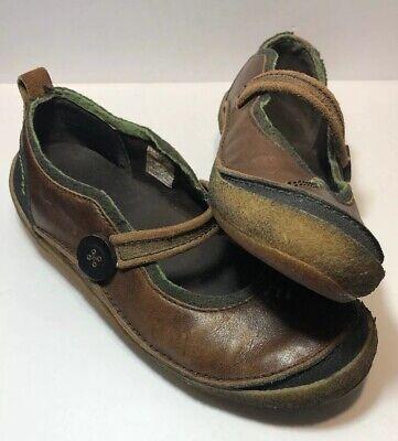 Merrell Paris Saddle Shoes Women's Size US 8.5 UK 6 EUR 39 Brown