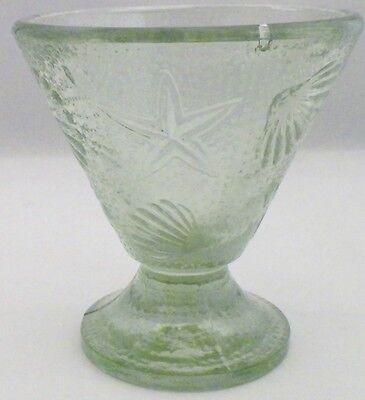 Green Footed Sherbert/Sundae Glasses (2)
