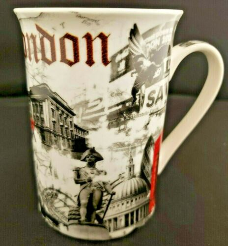 Sterling Products Souvenir of London Ltd. Coffee Tea Mug Made UK London Bridge