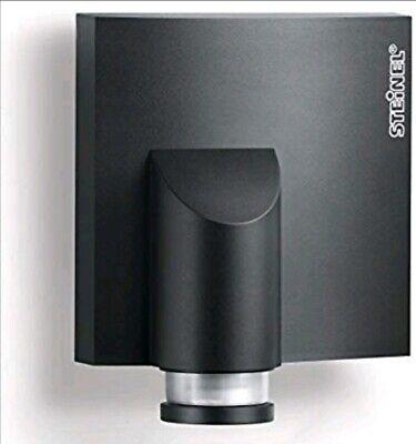 STEINEL IS NM 360 PIR Motion Detector 360 Coverage, Black