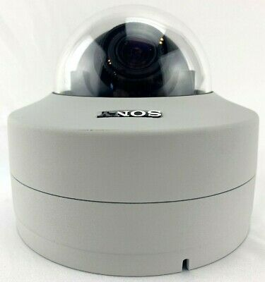 Sony SNC-DH220T Best Value  IP Security Camera Outdoor Dome Vandal  PoE