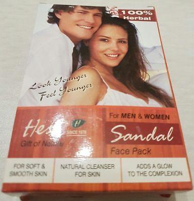 Hesh  Herbal Sandal Powder 100g For Men & Women.  UK SELLER