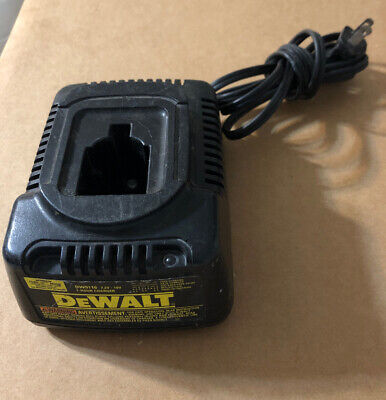 Used Good Dewalt De9116 -kr Input 120v Acoutput 7.2-18v Battery Charger