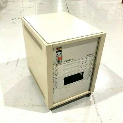 Mitutoyo Cmmc-1s A Cmm Machine Controller Servo Unit 160 Drives Fn-905