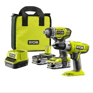 Ryobi tool 2piece kit Dingley Village Kingston Area Preview