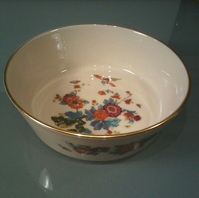 Lenox~ Special Wild Flowers Humming Bird Soup Bowl~ Made In U.S.A.