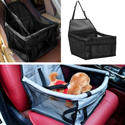 Car Seat Safety Carrier Bag Basket Foldable House Waterproof for Dog Cat Puppy