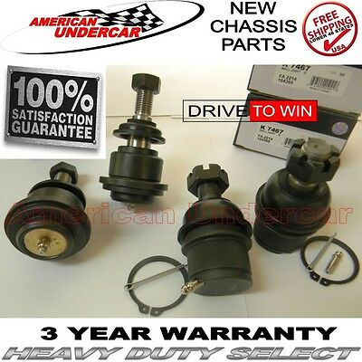 HEAVY DUTY SELECT BALL JOINT KIT fits Dodge Ram 2500 3500 4x4  2003 - 2013