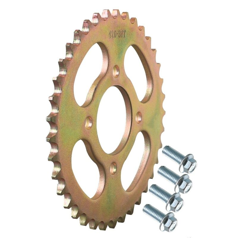 Live Axle Sprocket 37T Teeth for 420 chain