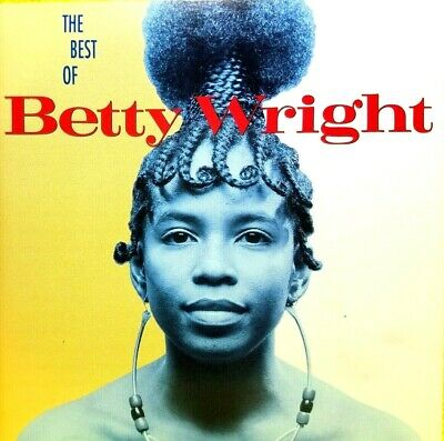 The Best of Betty Wright by Betty Wright (CD, Oct-1992, Rhino) EXCELLENT / MINT