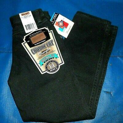 Girls Wrangler 14MWZ Jeans Cowboy Cut Original Fit SZ 6 REG. Waist 23 U.S.A. - Girls Original Fit Jeans
